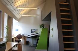 Eget kontor, Rådhusveien 21, Rissa