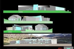 Jøssingsenteret : Fasader