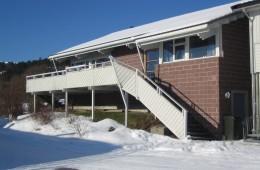 Kløverstua, Rissa : Forsamlingshus Sanitetsforeningen