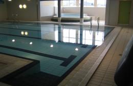 Strand skole, Osen : Tilbygg flerbrukshall/svømmebasseng