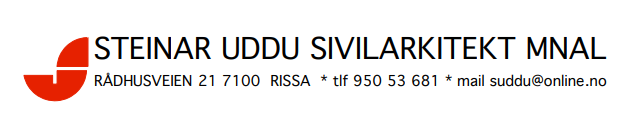 Steinar Uddu Sivilarkitekt MNAL