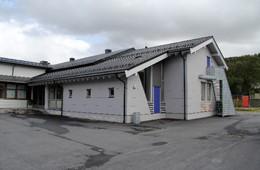 Mælan skole, Rissa : Tilbygg skolekjøkken