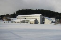 Åfjordhallen Idrettshall, Åfjord